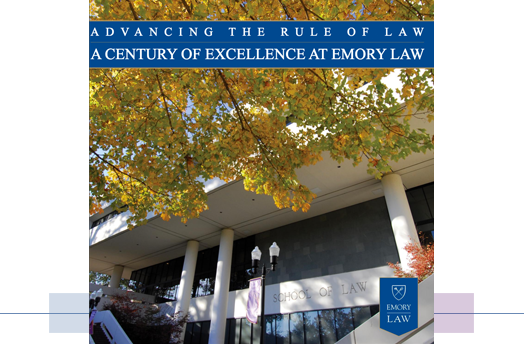 Emory Law Custom Books